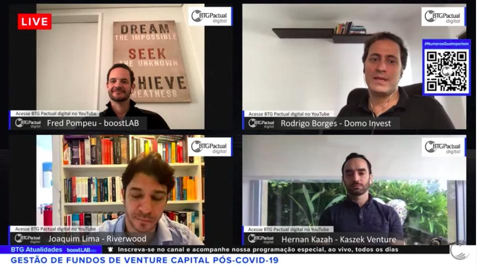 Venture Capital e gestão de fundos pós Covid-19