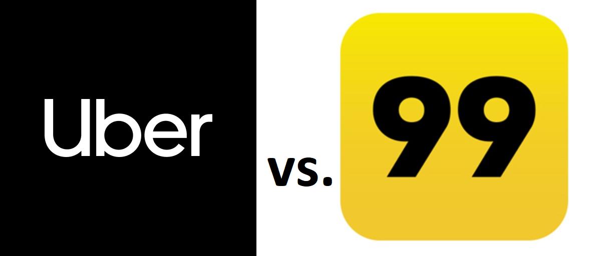 Uber acirra disputa com a 99 ao oferecer corridas de táxi em São Paulo