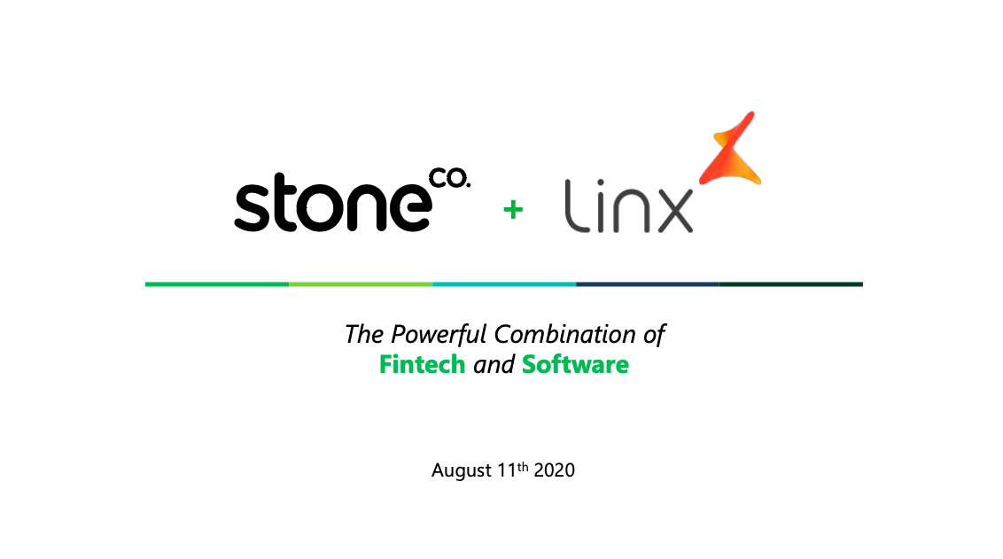 Stone fecha acordo para comprar a Linx