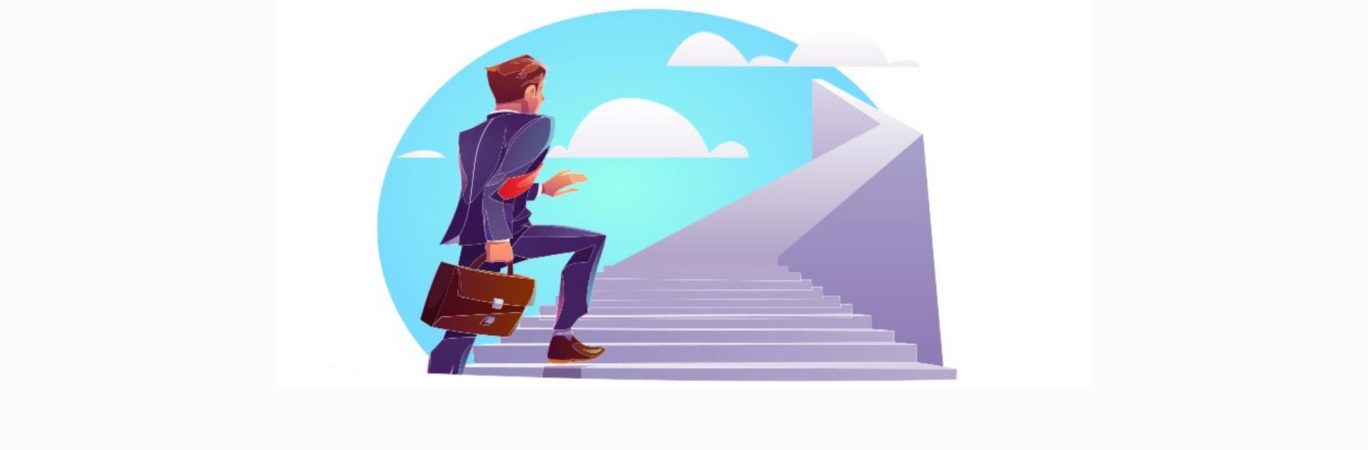 Artigo: O dilema das startups – escada progressiva ou salto com vara