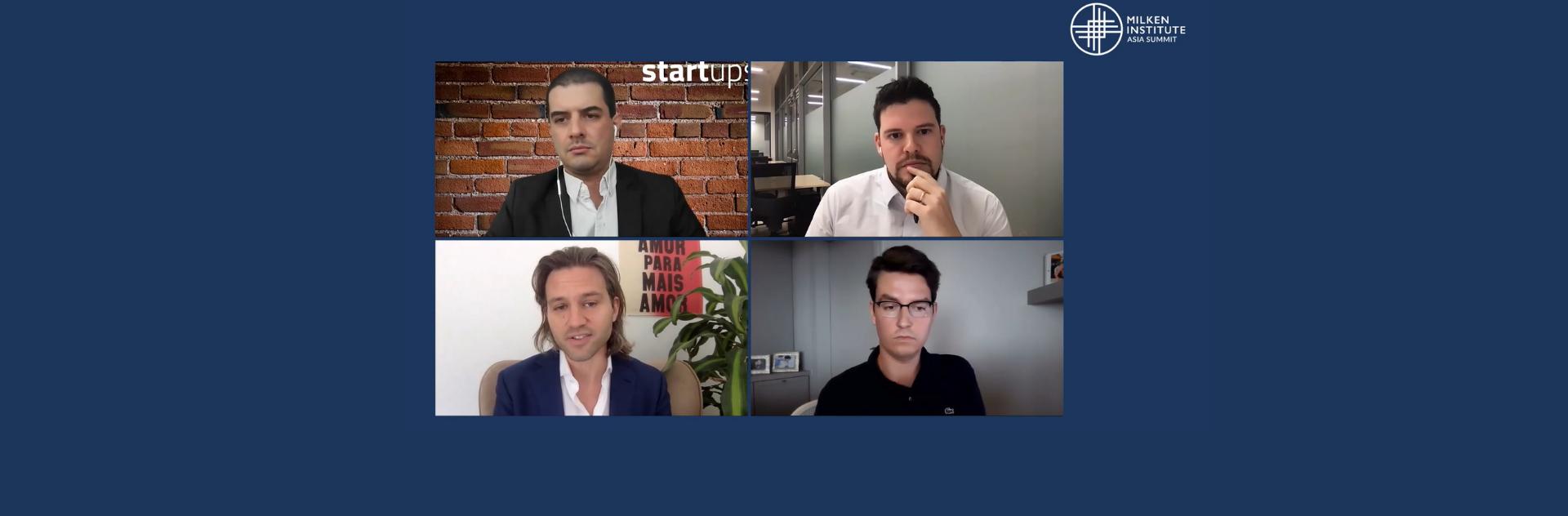 """Brasil está perto de """"explosão cambriana"""" em investimento e criação de startups"""