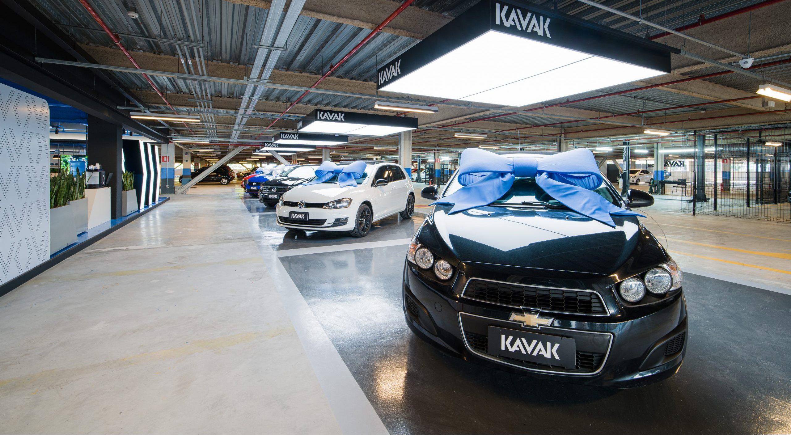 Mexicana Kavak levanta US$ 700 milhões e passa a valer US$ 8,7 bilhões