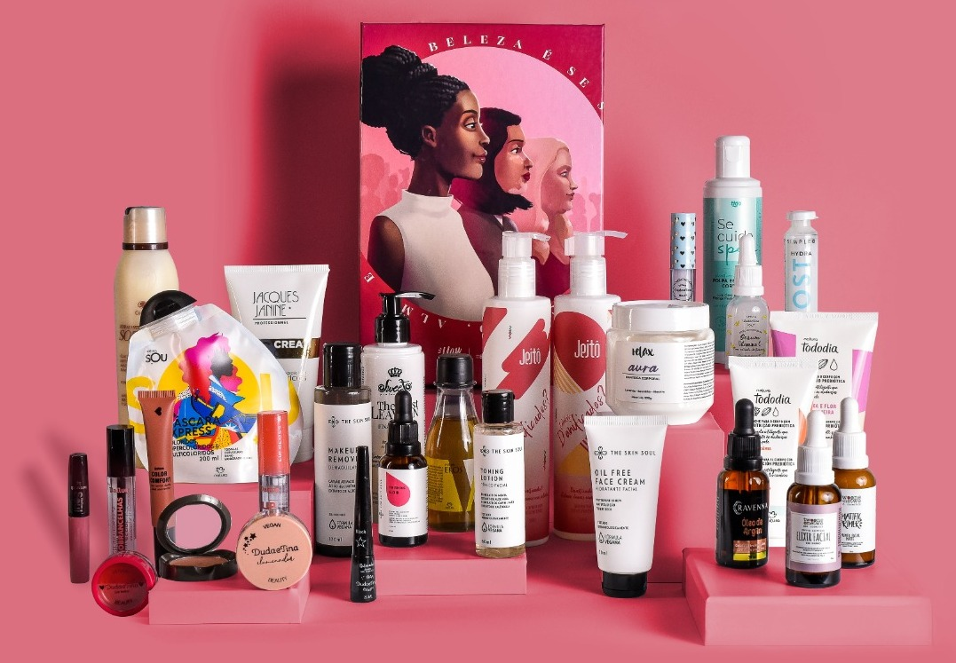 UAUBox quer alguns milhões para levar suas caixas de beleza para mais gente