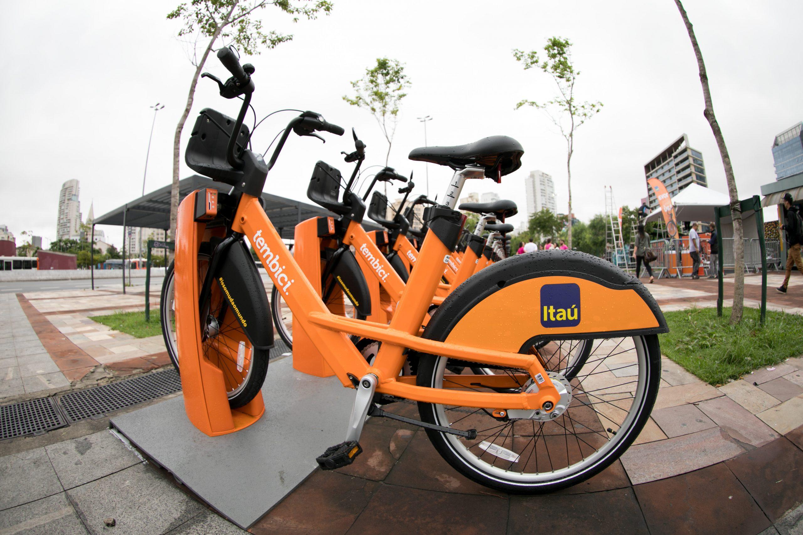 Electric dreams: Tembici levanta R$ 420 mi para turbinar bikes elétricas